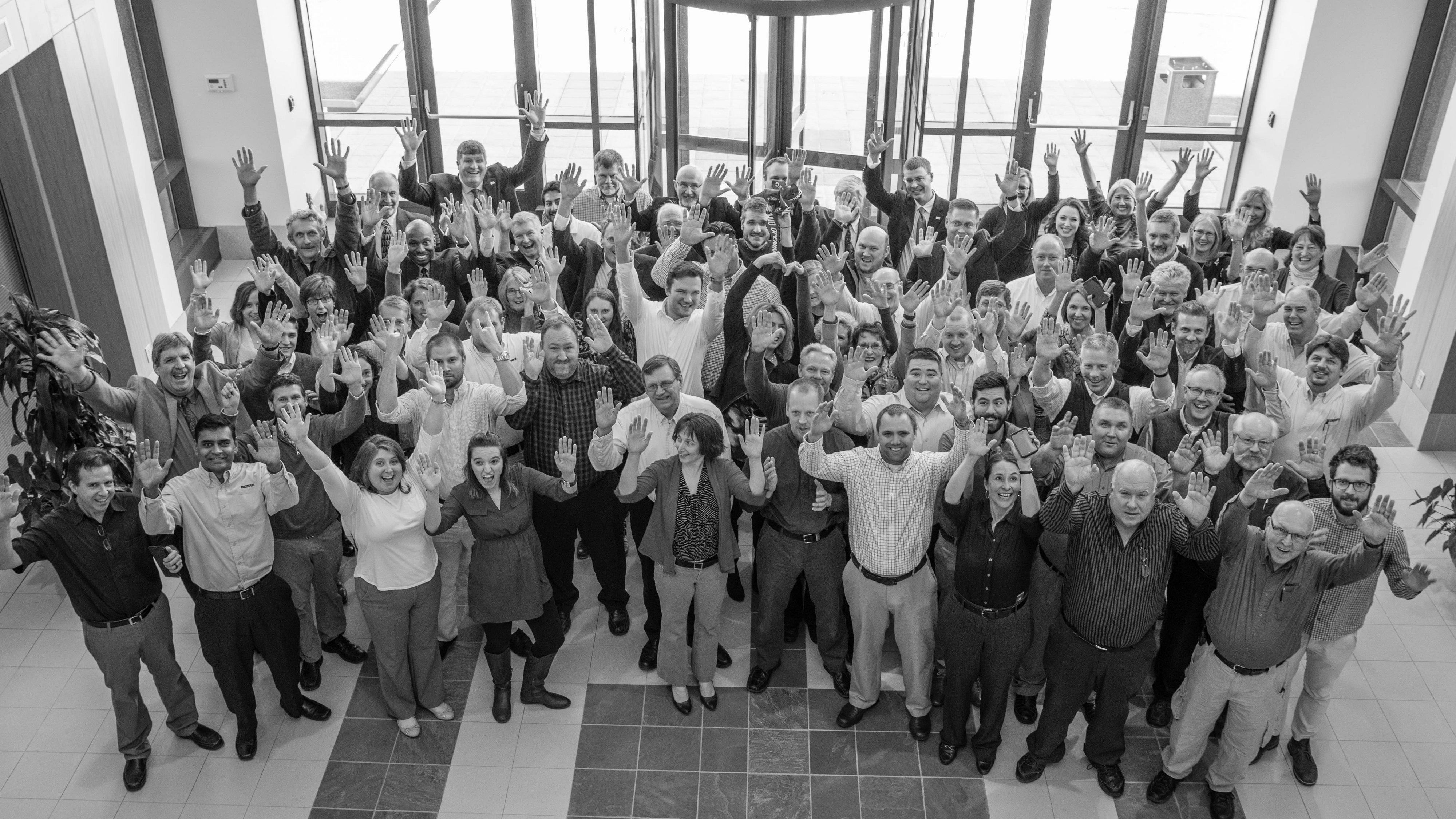 Process Plus Wins Cincinnati Courier's Best Places to Work Award
